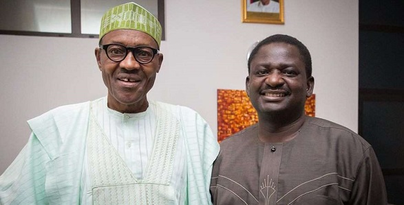 """Only The Blind Won't See Buhari's Achievements"" – Presidency"