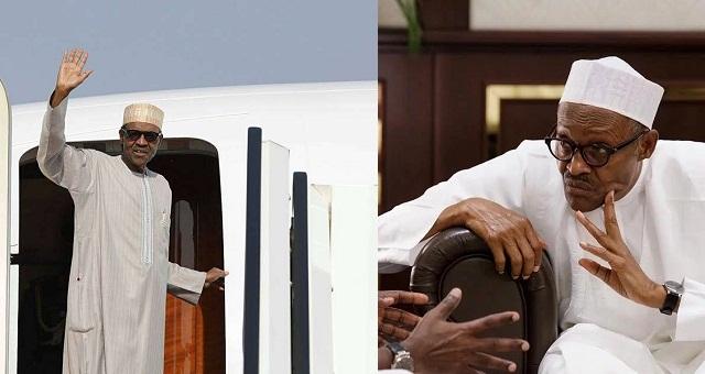 President Buhari embarks