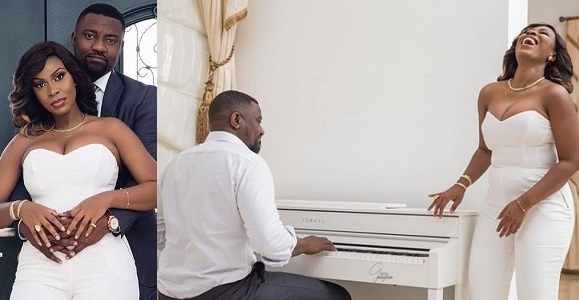 John Dumelo pre-wedding-photos