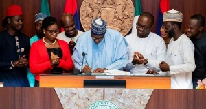 Buhari tells Youth