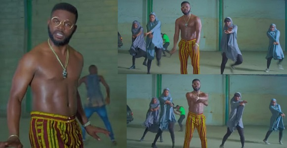 "Lady blasts Falz for using ladies in Hijab to dance in his trending ""This Is Nigeria"" video"