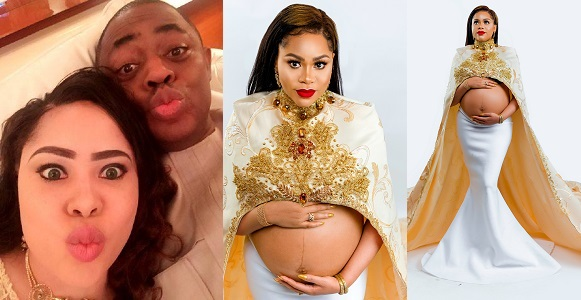 stunning maternity photos