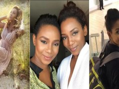 Genevieve Nnaji reacts