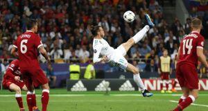 Real Madrid defeats Liverpool