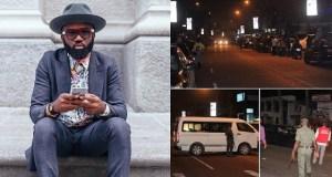 Nigerians drag