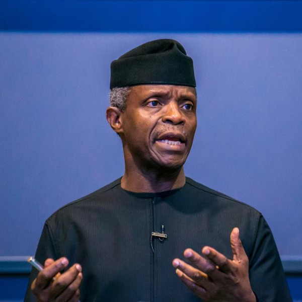 I didn't beg to be Vice President, I can leave at short notice – Osinbajo