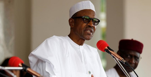 President Buhari claims