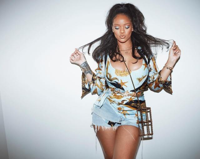 Rihanna says