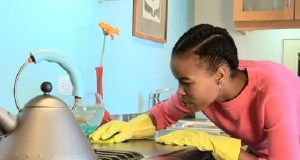 Nigerian parents cries