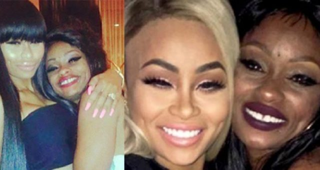 Blac Chyna mother