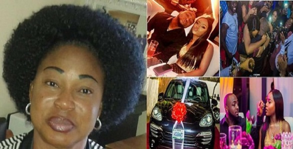 Nigerian woman blasts