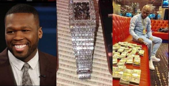 50 Cent shades