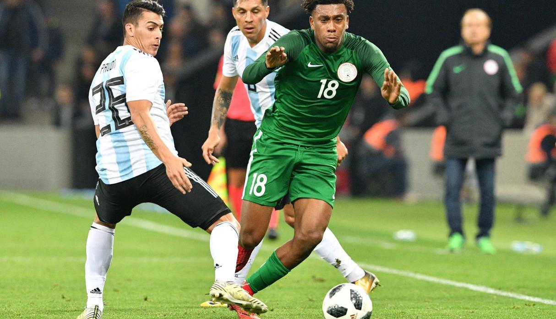 Nigeria vs Argentina