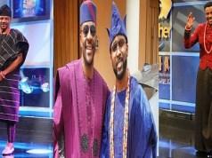 Nigeria best-dressed man