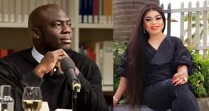 Nigerian Lawyer hails Bobrisky