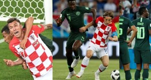 Croatia defeats Nigeria