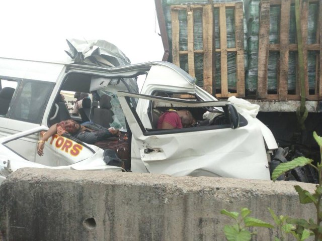 Identity of Edo Indigenes who were killed in Accident on return from Spain revealed (Photos)