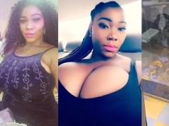 Nigerian Lady left