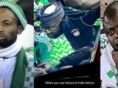 disappointed Nigerians