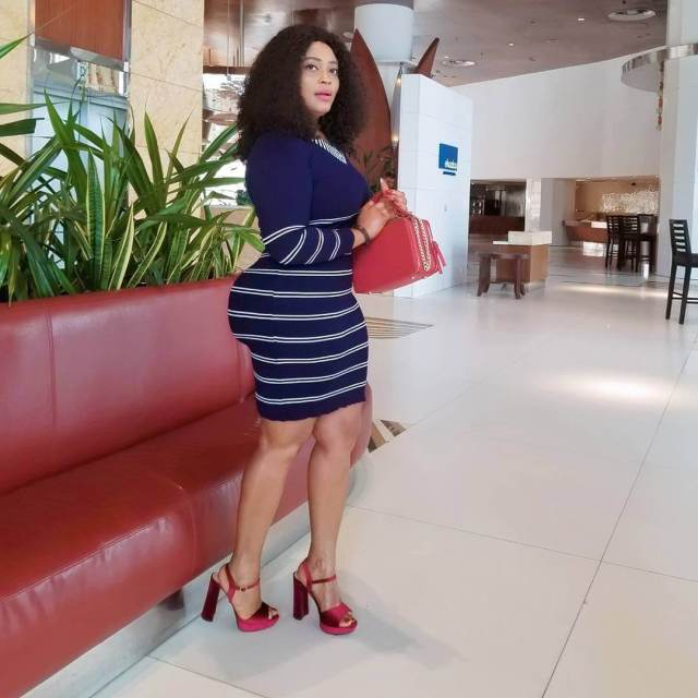 nollywood10 11 Nollywood actresses who are single mothers and are playing the role of a Father to their children Entertainment