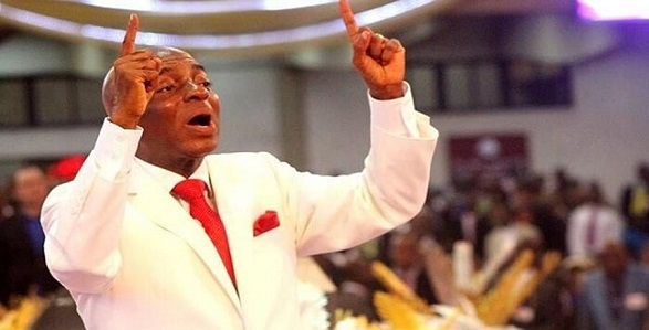 David Oyedepo places curse