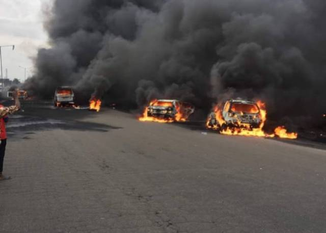 Lagos State Government releases Statement on Tanker Explosion
