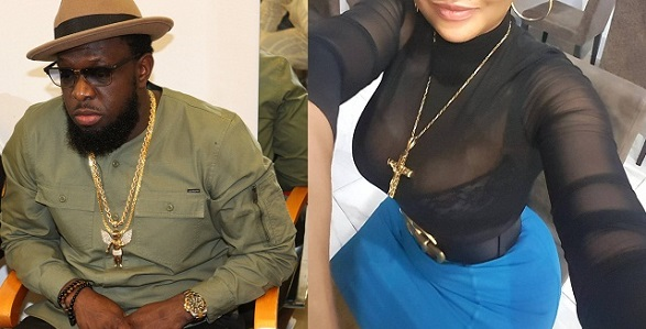 Timaya reportedly expecting