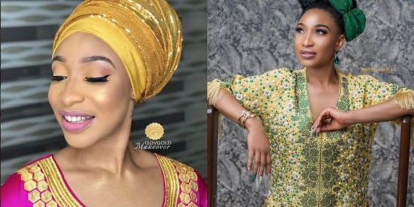Tonto Dikeh replies