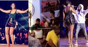 Wizkid & Tiwa Savage allegedly