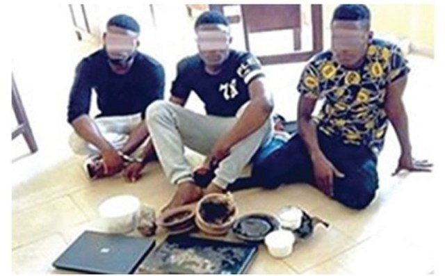 Five Diabolic Things Yahoo Boys Now Do To Get Money