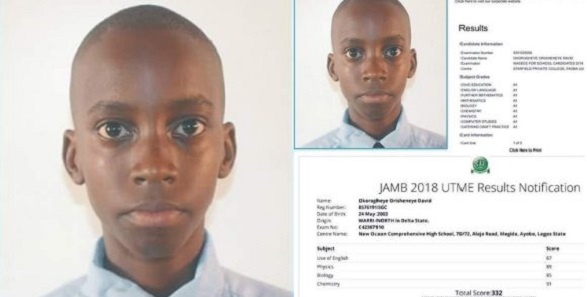 15-year-old boy passes