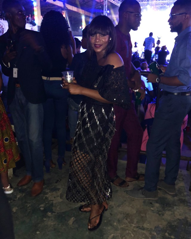Genevieve Nnaji gets snubbed