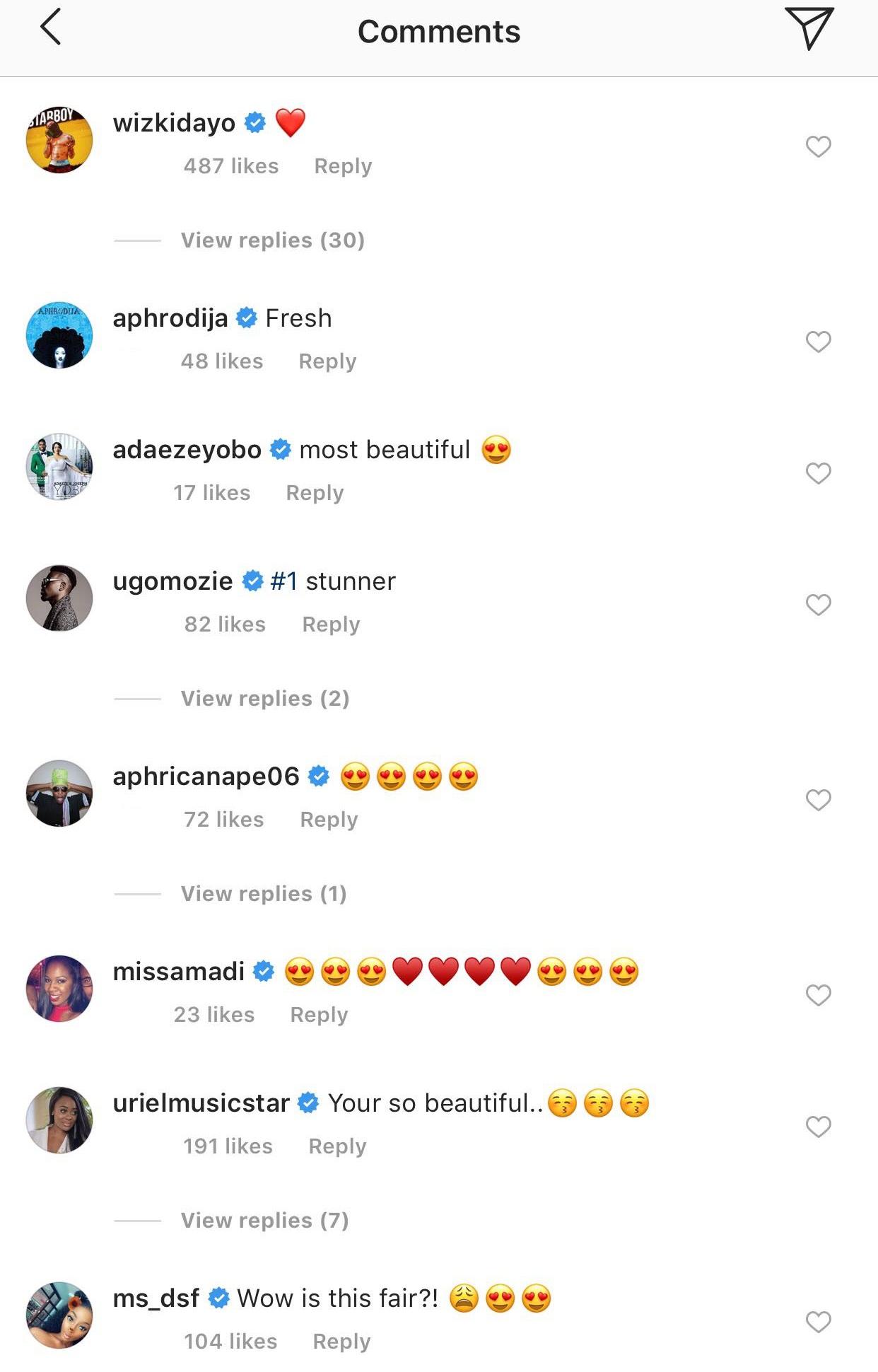Fans drag Wizkid