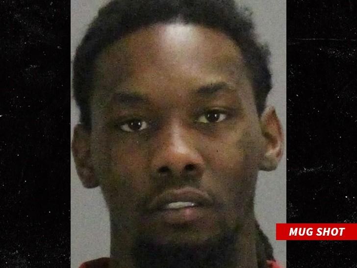 Offset arrested