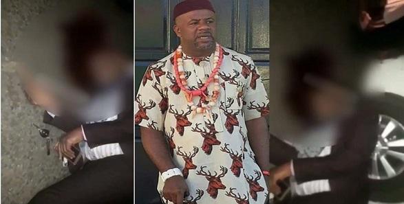 Nigerian man gunned