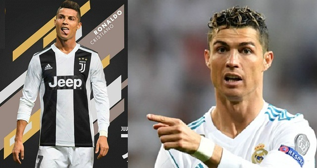 Cristiano Ronaldo Joins
