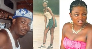 Nigerian celebrities throwback