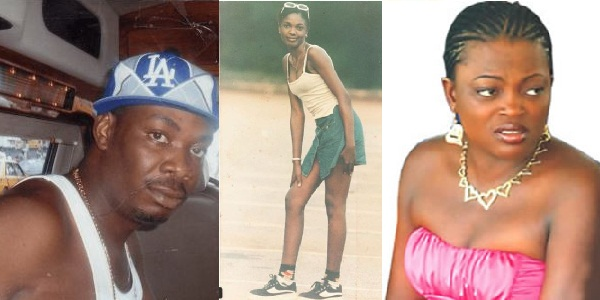 Nigerian celebrities throwback