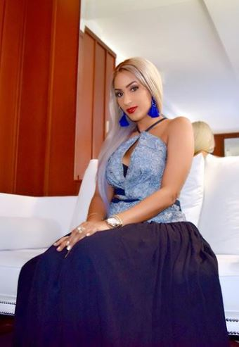 Juliet Ibrahim questions why men do not take care of their women, says someone else will if they don't