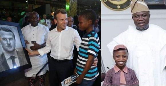 Governor Ambode Hosts
