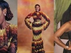 50 year old Nigerian mom