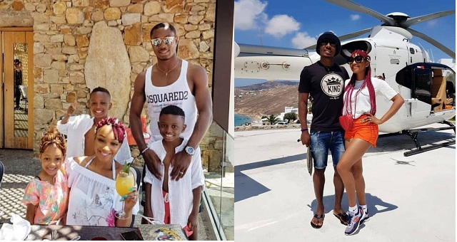 Odion Ighalo Family