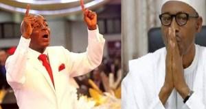 Oyedepo tells Buhari