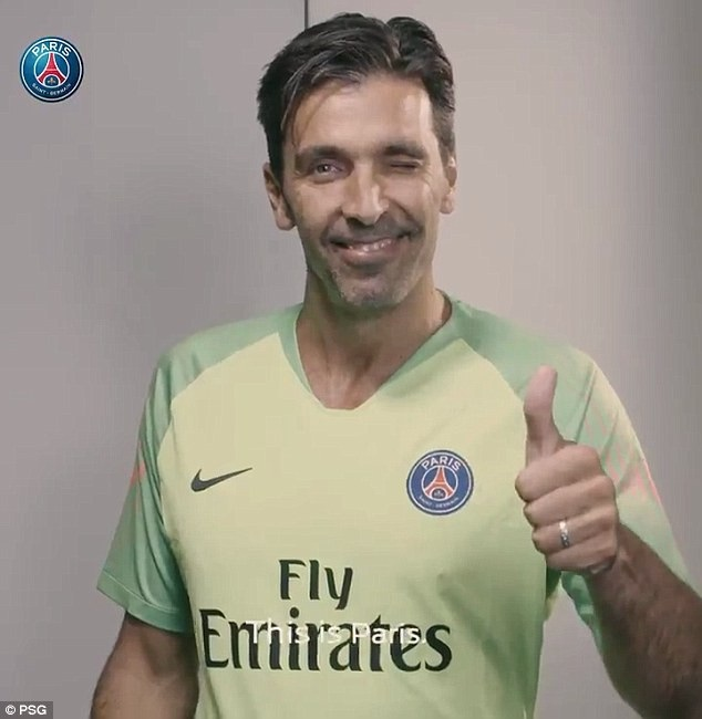 Gianluigi Buffon deal