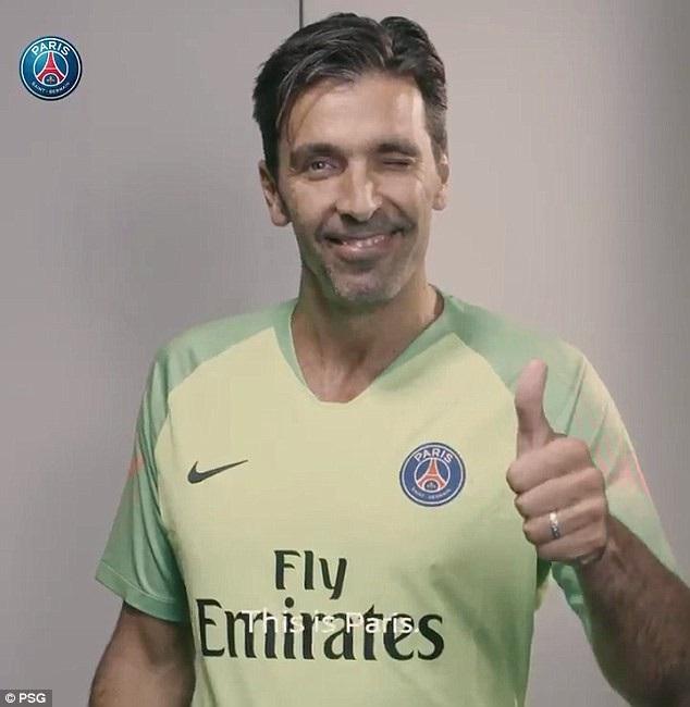 Gianluigi Buffon deal