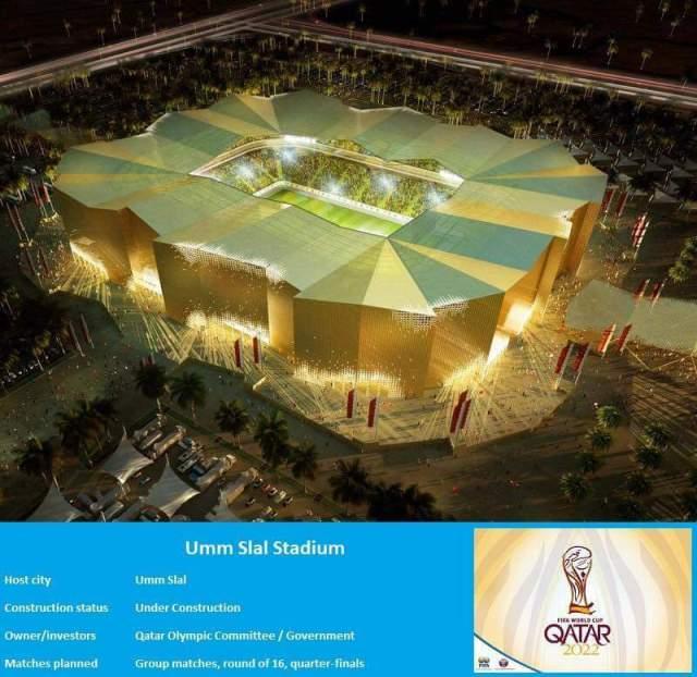 world cup 2022 qatar stadium