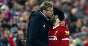 Mohammed Salah scoring