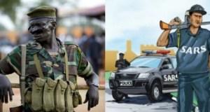 SARS tortured