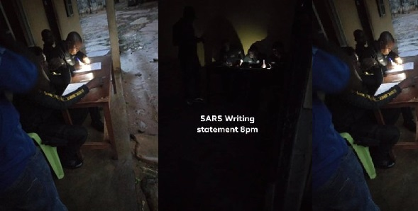 Warri Residents Now  Pay SARS Officers for Registration in order to Be Protected