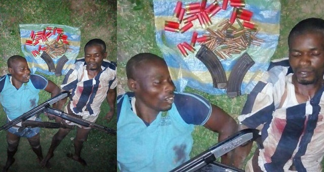 Armed Robbers Killed